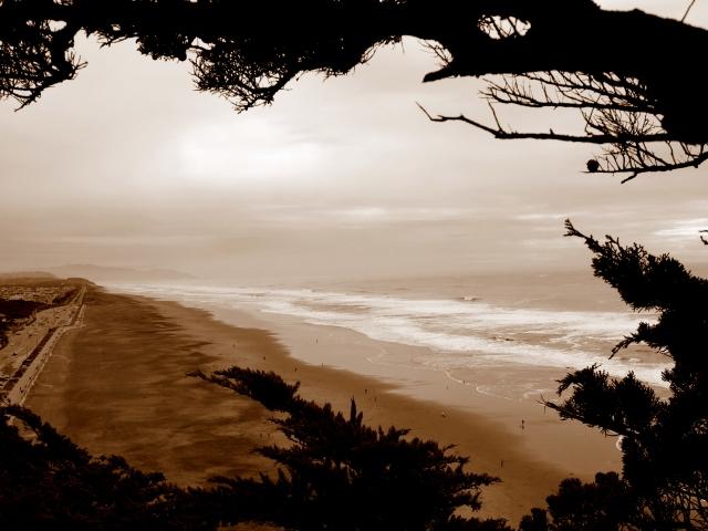 Ocean, San Francisco